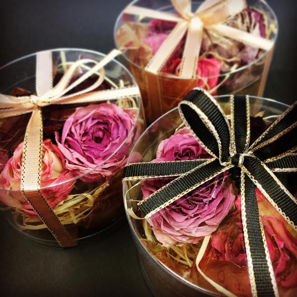 dry flowerミニバラミックス500円