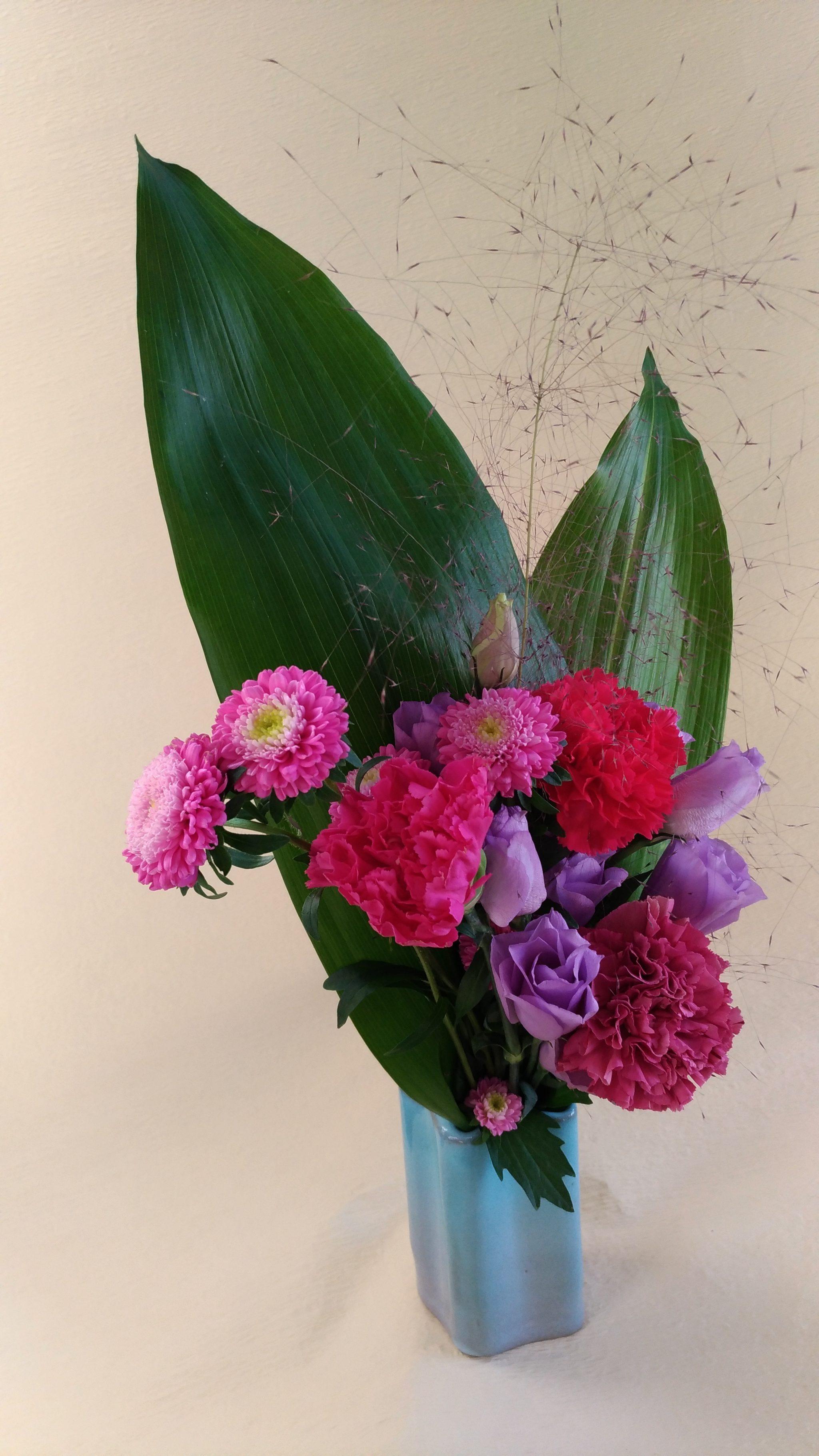 季節の花1000円