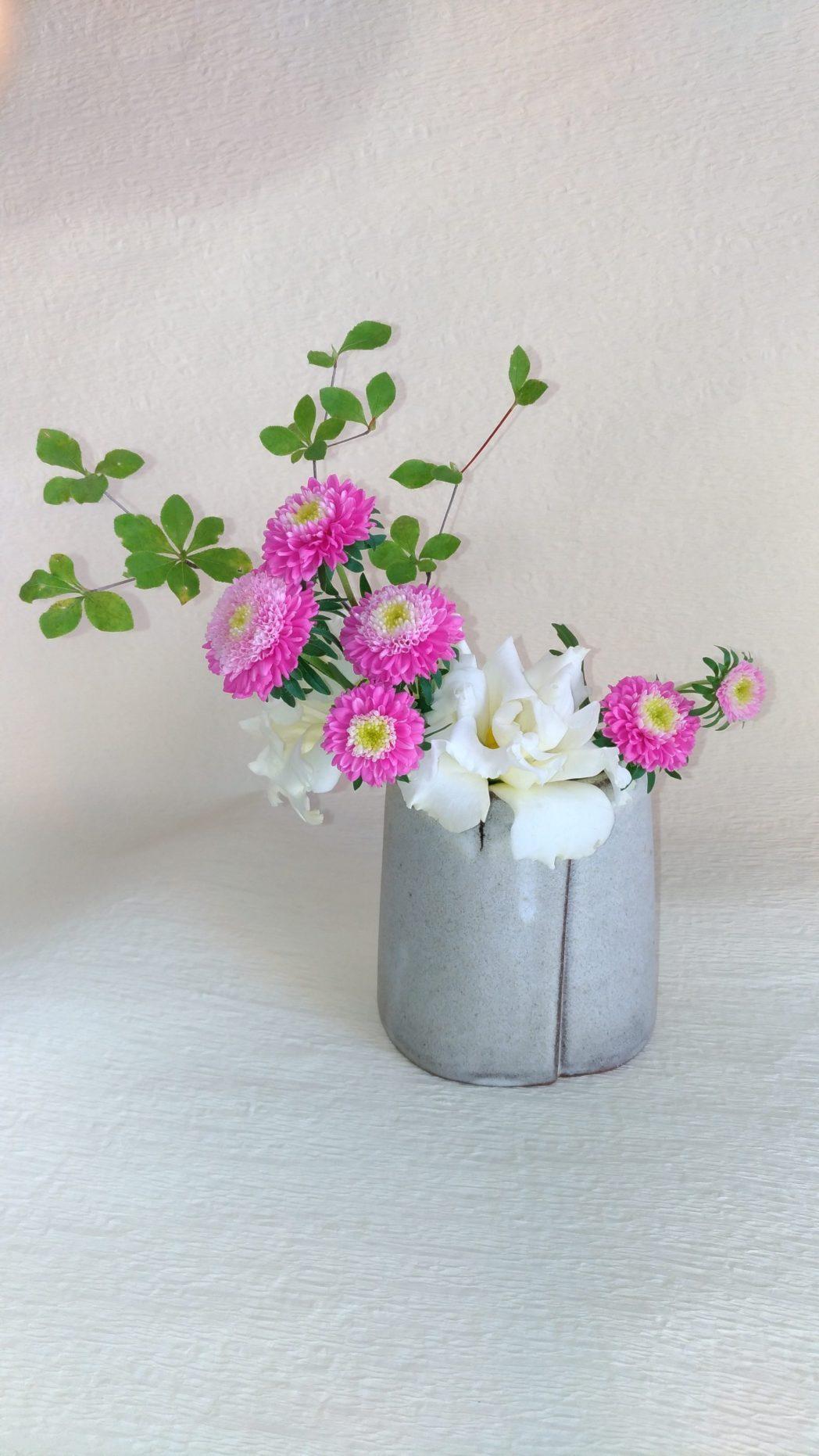 季節の花500円
