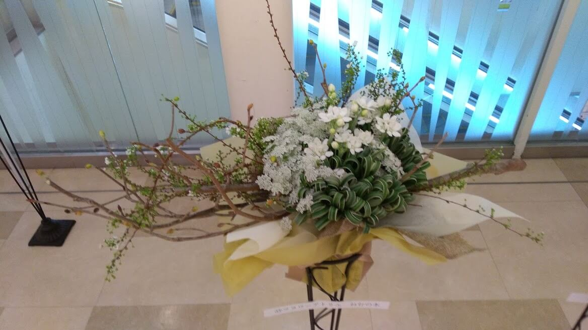 フラワーバレンタイン2019 フラワーアトリエ ねむの木
