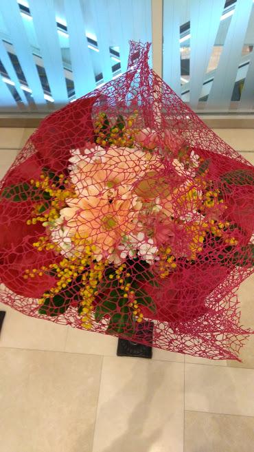 フラワーバレンタイン2019 花咲