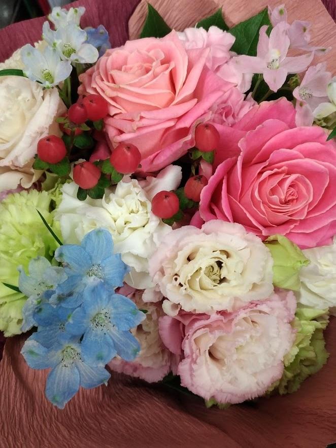 母の日花束4