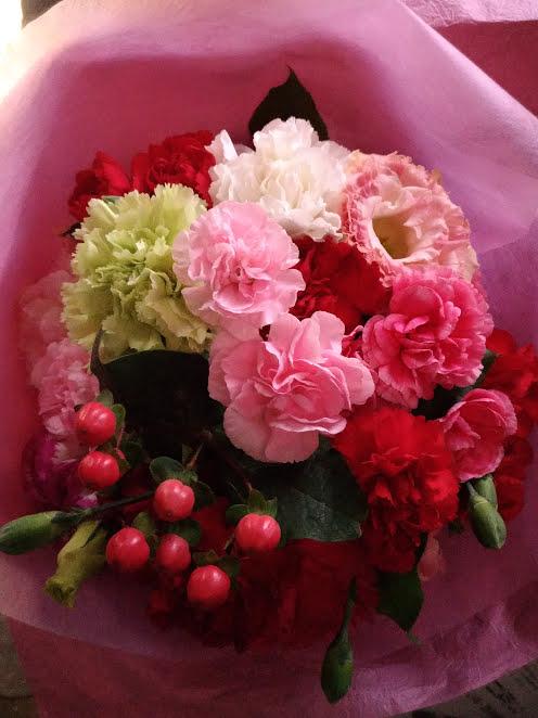 母の日花束3000円1