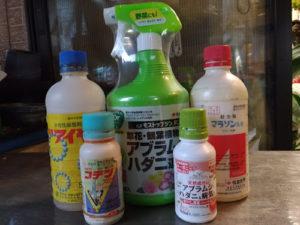 ハダニ用殺虫剤