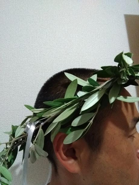 オリーブ冠2