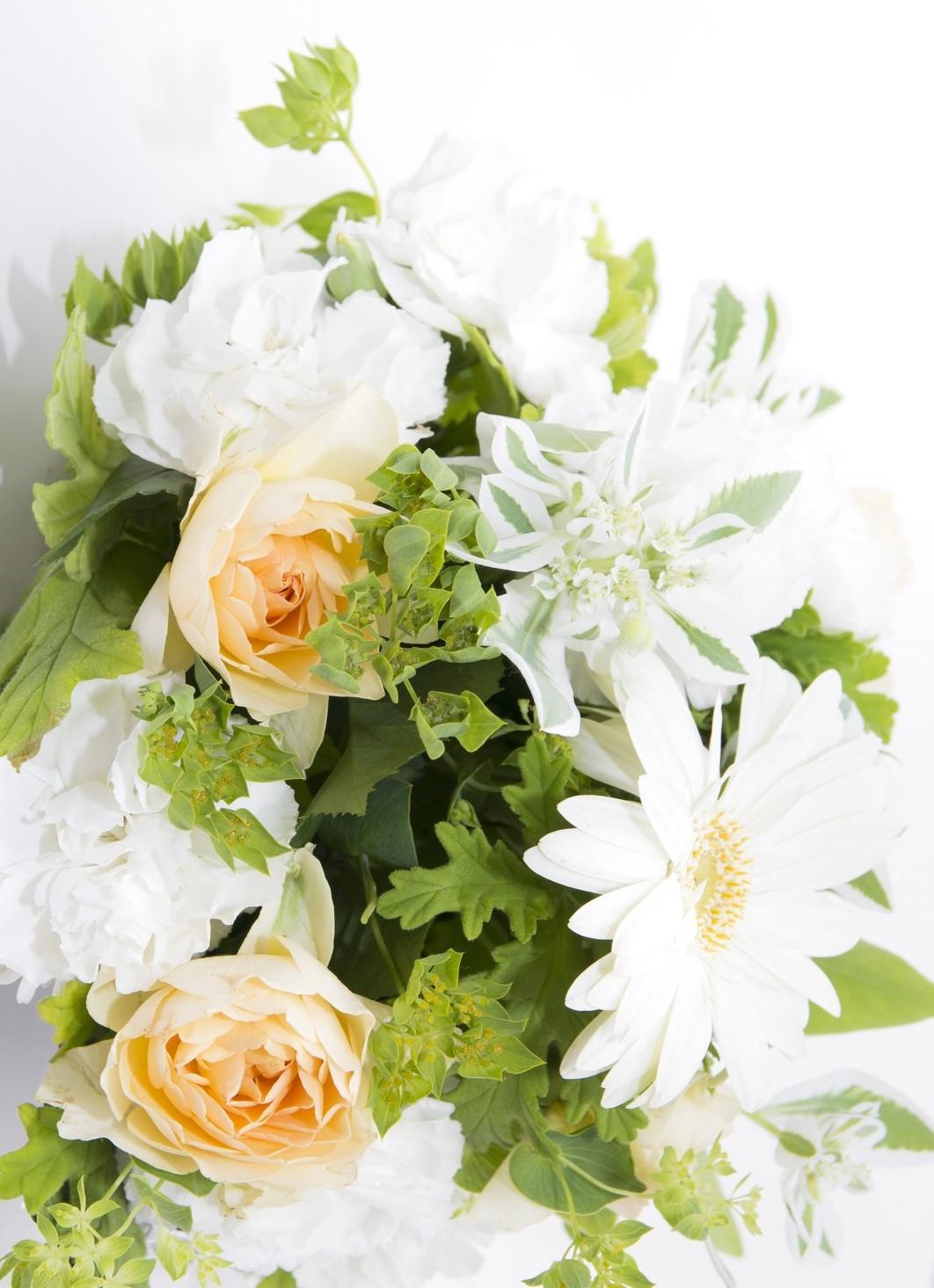白寿祝いの花束