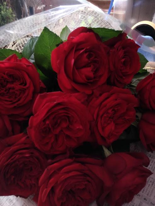 還暦祝いの花束