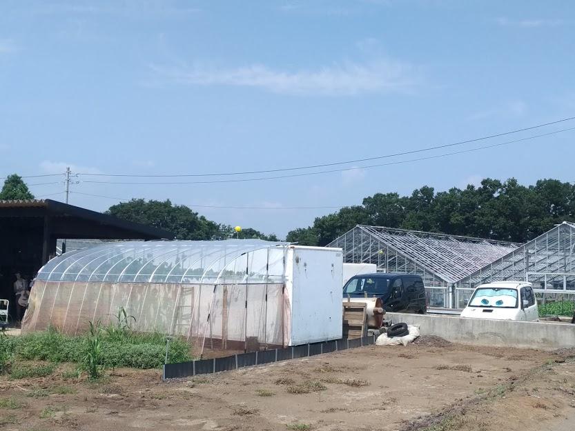 水戸市小山花園ハウス